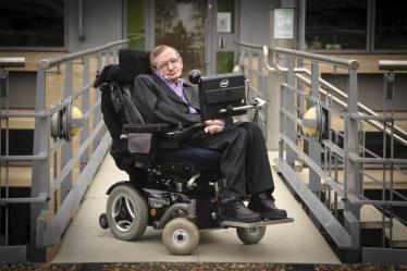 Stephen Hawking - despre handicap