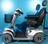 Scuter electric second hand CTM Mobilis 12 km/h