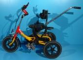 Tricicleta ortopedica pentru copii second hand Haverich 12/12