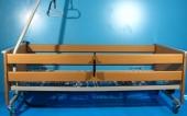 Pat electric pentru ingrijire pacienti cu trei sectiunii