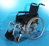 Scaun cu rotile din aluminiu second hand Drive / latime sezut 38 cm