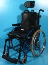 Scaun cu rotile copii second hand Meyra / latime sezut 38 cm