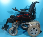 Carucior electric second hand Invacare Storm 3