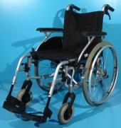 Scaun cu rotile din aluminiu second hand Drive / latime sezut 43 cm