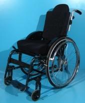Scaun cu rotile activ copii second hand Sorg / latime sezut 35 cm