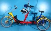 Tricicleta ortopedica electrica second hand Draisin 22/22 - Tandem