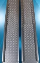 Rampe aluminiu second hand Meyra - 194 cm
