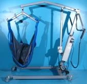 Elevator pentru ridicarea si transportul pacientilor second hand Meyra Sito