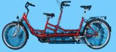 Bicicleta tandem second hand Hoening Copilot 26