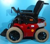 Carucior electric second hand Meyra Optimus 1 - 6km/h