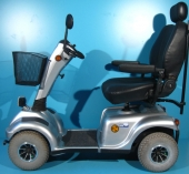 Scuter electric second hand WZ Deluxe 8 km/h