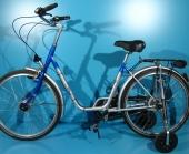 Bicicleta ortopedica second hand Haverich 26