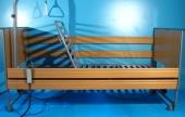 Pat electric pentru ingrijire pacienti cu trei sectiuni Ecofit S 100