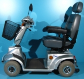Scuter electric second hand CTM HS-580 8 km/h