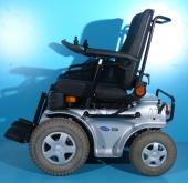 Carucior electric second hand Invacare G50 - 6 km/h
