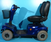 Scuter electric second hand WZ Deluxe - 10 km/h