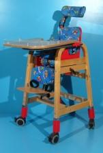 Scaun pentru copii cu roti second hand Ato Formi