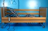 Pat electric pentru ingrijire pacienti cu trei sectiuni Ecofit S - resigilat