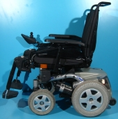 Carucior electric second hand Invacare Storm 3 - 6 km/h