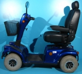 Scuter electric second hand WZ Deluxe - 6 km/h