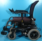 Carucior electric second hand Handicare Puma 6km/h