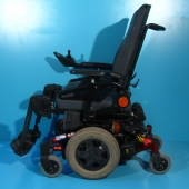 Carucior electric second hand Invacare TDX SP - 6 km/h