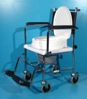 Scaun WC cu inaltator second hand Invacare