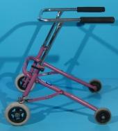 Cadru de mers cu roti pentru copii / second hand Horacek