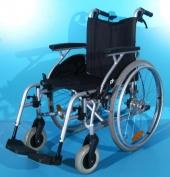 Scaun cu rotile din aluminiu second hand Drive / latime sezut 42 cm