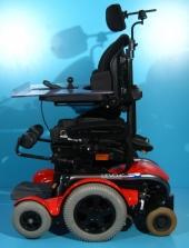 Carucior electric cu verticalizare pentru copii second hand Levo C3 - 10 km/h