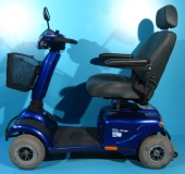 Scuter electric second hand Invacare Auriga - 6 km/h