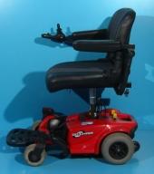 Carucior electric pentru interior Pride Mobility Go-Chair - 6 km/h