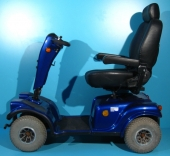 Scuter electric second hand WZ Deluxe - 12 km/h