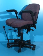 Scaun de birou ergonomic second hand pacient