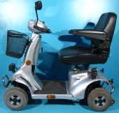 Scuter electric second hand B+B Paseo 6km/h