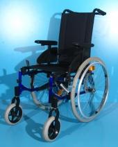 Scaun cu rotile din aluminiu second hand Invacare / latime sezut 37 cm