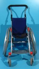 Scaun cu rotile activ copii din aluminiu Meyra / latime sezut 25 cm