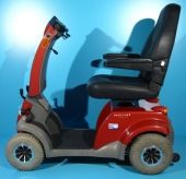 Scuter electric second hand Meyra Ortocar 4 Deluxe 12km/h