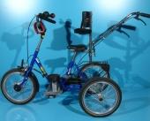 Tricicleta ortopedica second hand Haverich 16/16