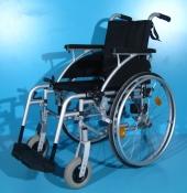 Scaun cu rotile din aluminiu second hand Breezy / latime sezut 40 cm