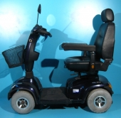 Scuter electric second hand Invacare Orion - 6 km/h