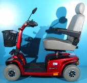 Scuter electric second hand Pride Celebrity DX - 6 km/h