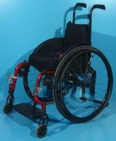 Scaun cu rotile activ pentru copii second hand Zippie Simba / latime sezut 32 cm