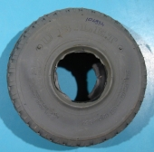 Cauciuc pentru carucior electric 2.50-3/210x65