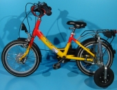Bicicleta ortopedica second hand Haverich 16/16
