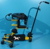 Premergator cu verticalizare pentru copii second hand R82 Pony