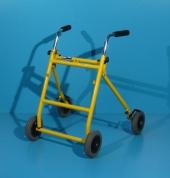 Cadru de mers cu roti pentru copii second hand Atila