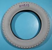 Cauciuc original pentru carucior electric 57-203 / 12 1/2X2 1/4