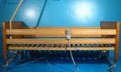 Pat electric pentru ingrijire pacienti cu doua sectiuni Days