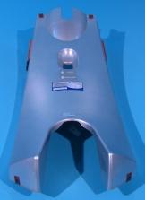 Carcasa ghidon spate pentru scuter electric Meyra Cityliner 412